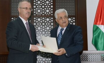 Izraēla sola boikotēt jauno palestīniešu valdību
