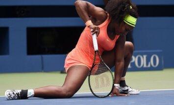 Serēna Viljamsa atsakās no dalības WTA sezonas noslēguma turnīrā