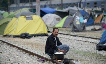 Евросоюз выделил Греции 115 миллионов евро для помощи беженцам