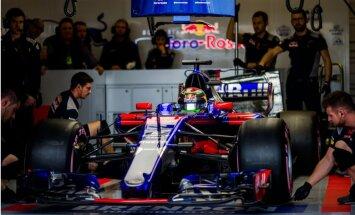 Meksikas 'Grand Prix' posmam 'Toro Rosso' izvēlas jaunos un perspektīvos pilotus