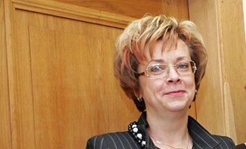 Mīklainu iemeslu dēļ Strence zaudē Rīgas apgabaltiesas priekšsēdētājas krēslu