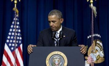 Obama aicina mainīt 'netaisnīgo' ASV kriminālsodu sistēmu