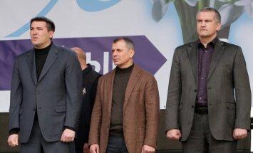 Krimas premjers: Krievijai mēs pievienosimies pēc iespējas drīzāk