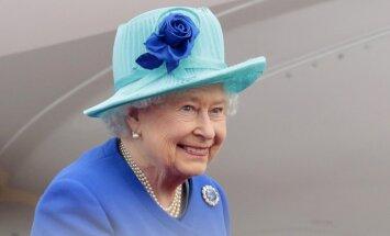 Publiskota karalienes Elizabetes II jubilejas oficiālā fotogrāfija