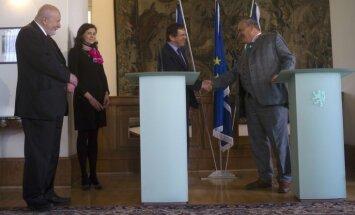 Čehijā nodibināta Vāclava Havela balva