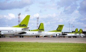 Авиакомпания airBaltic усилила меры безопасности