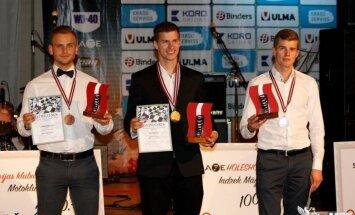 Ogrē sveic 2015. gada Latvijas motokrosa izcilības
