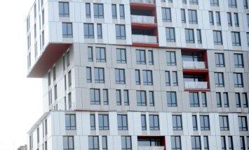 Banka pārņems 'Homburg Zolitude' ēku Priedaines ielā