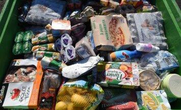 Cīņa pret ēdiena izniekošanu – Kanādā noliktavu pārpalikumus atdos pārtikas bankām