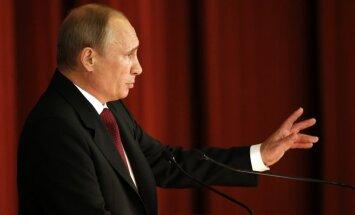 Рейтинг Путина среди россиян достиг исторического максимума в 89,9%