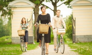 Valmierā notiks pirmais velo-kino festivāls 'Kino Pedālis'