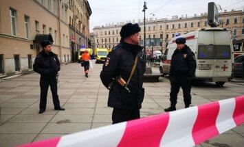 Tiesnese: Sanktpēterburgas metro terorakts finansēts no Turcijas