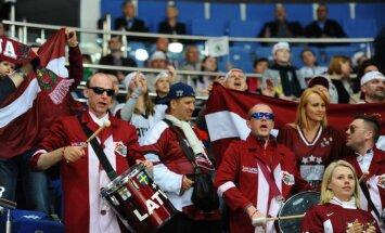 IIHF pārstāvji vērtē Latvijas gatavību rīkot 2021. gada PČ un ir apmierināti ar redzēto