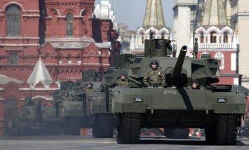 Эксперты IISS назвали военные преимущества России