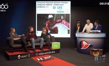 Video: Aparjodu ģimenes atbilde uz jautājumu 'Vai kamaniņas vispār ir sports?'
