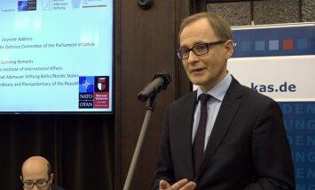 No Velsas līdz Varšavai: vai NATO atgriežas pie pirmsākumiem? Tiešraide