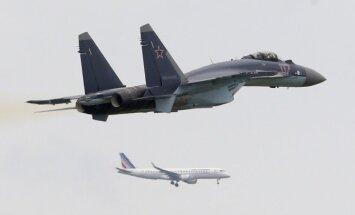 ASV ievieš sankcijas pret Ķīnu par 'Su-35' iegādi no Krievijas