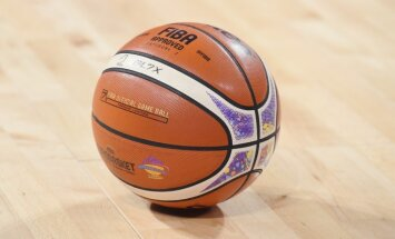 Latvijas 3x3 basketbolisti sezonas pirmajā 'Challenger' turnīrā apstājas pusfinālā