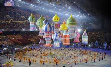 Dziedātāja nemierā ar nesaskaņotu viņas dziesmas atskaņošanu Ziemas Olimpisko spēļu atklāšanā
