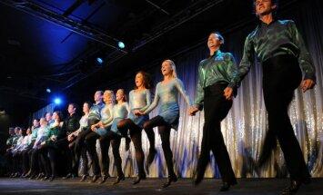'Riverdance' sašutusi par Austrumeiropā un Latvijā koncertējošiem viltvāržiem