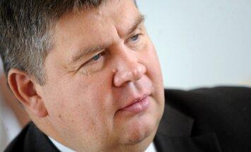"""Домбрава заявил, что Калвитис и """"Согласие""""— агенты влияния России"""