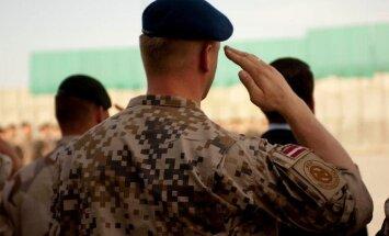 Сейм до конца 2020 года продлил срок участия Латвии в операции НАТО в Афганистане