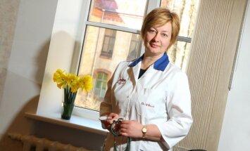 Una Gailiša: Cukura diabēts Latvijā jāārstē efektīvāk