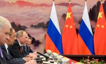 Pekinā atklāj Jaunā Zīda ceļa samitu