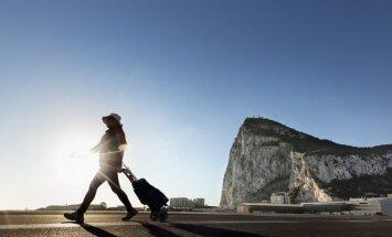 'Brexit' sāpīgie jautājumi: Kāpēc Gibraltārā sacelta trauksme
