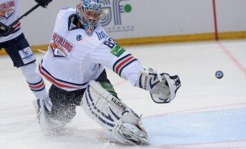 Magņitogorskas 'Metallurg' noliek KHL čempionu pilnvaras