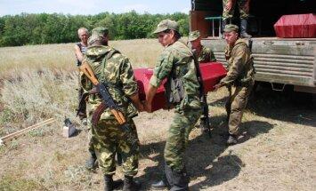 Nejauši publicēts Ukrainā kritušo Krievijas karavīru skaits, ziņo medijs