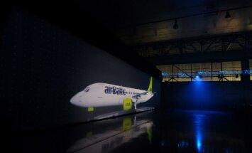 airBaltic начнет выполнять тестовые рейсы Рига-Лиепая, названы сроки