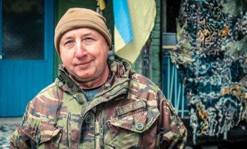 'Delfi' Ukrainā: 53 gadu vecumā desantniekos 'fiziski sajust nāvi' pie Doņeckas
