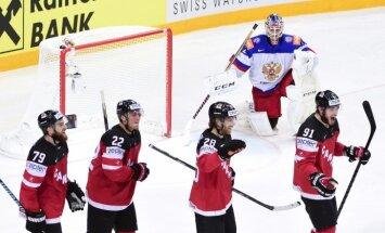 Канада громит Россию и забирает чемпионский титул