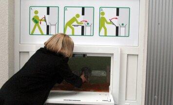 Glābējsilītē Daugavpilī atstāts mazulis