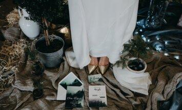 Krāsas, detaļas un tematika: spilgtākās kāzu tendences šim gadam
