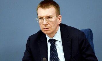 Latvija runās ar partneriem par Krievijas provokatīvo rīcību