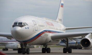 Krievijas lidmašīna nedēļas laikā otrreiz pārkāpj Igaunijas gaisa telpu