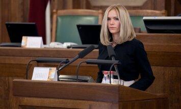 Saeimas Publisko izdevumu un revīzijas komisiju vadīs Elīna Siliņa