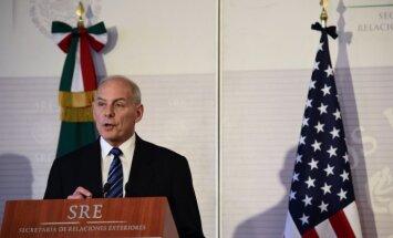 ASV iekšzemes drošības ministrs: masu deportāciju nebūs