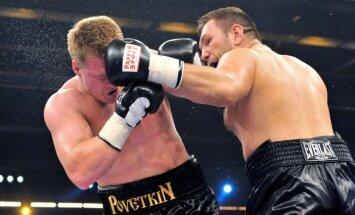 Povetkins pieveic Čagajevu cīņā par pasaules čempiona jostu WBA versijā