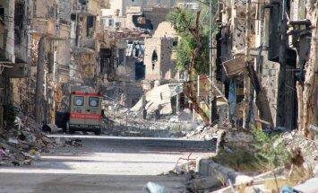 Krievija: uzbrukumam Sīrijai būs 'katastrofālas' sekas