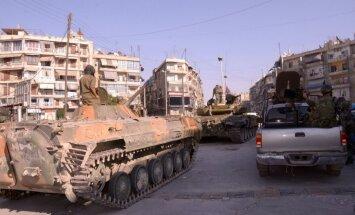 Izraēla: Sīrijas valdība, iespējams, pielietojusi zarīnu