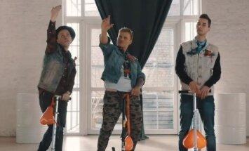 Video: 'Olas' un Renārs Zeltiņš sveic nāciju Valentīna dienā ar jaunu hitu