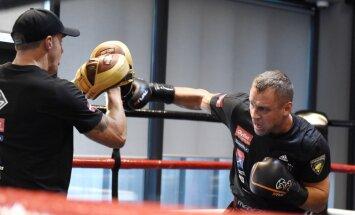 Brieža treneris: cīņa pret Peresu būs divreiz interesantāka nekā pret Huku