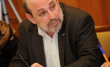 'Saskaņas' līderi EP vēlēšanās - Cilevičs, Jirgensons un Klementjevs