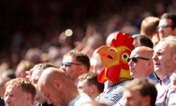Болельщикам из Нигерии запретили приносить на стадион в Калининграде живых куриц