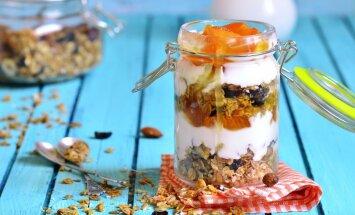 Burciņā gatavots deserts - lieliska ideja! 15 receptes, kam nav iespējams pretoties