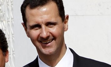 Al Asads pauž sajūsmu par Trampa ārpolitikas mērķiem