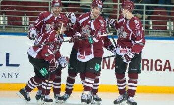 Arī 'Vitjaz' un 'Lokomotiv' grasās aizvadīt pārbaudes spēles ar neskaidrību pilno Rīgas 'Dinamo'